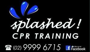 Resuscitation Training at Splashed!