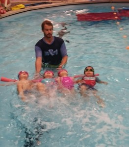 School Holiday Swimming Programs